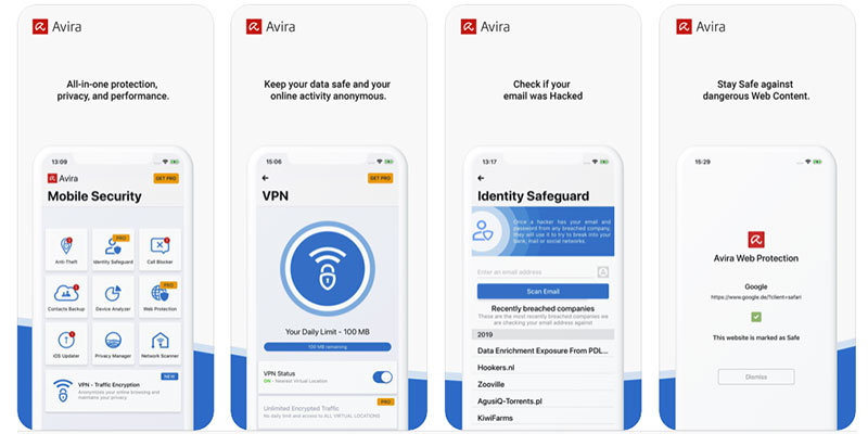 avira mobile security iphone